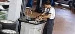Systemy mycia części